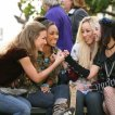 Janel Parrish (Jade), Skyler Shaye (Cloe), Nathalia Ramos (Yasmin), Logan Browning (Sasha)