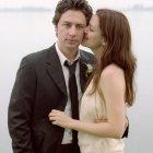 Jacinda Barrett (Jenna), Zach Braff (Michael)