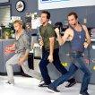 Bryan Callen (Jason Big Ups!), Joey Kern (Ricky Big Ups!), Ed Helms (Paxton Harding)