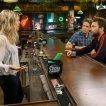 Charlie Day (Charlie Kelly), Glenn Howerton (Dennis Reynolds), Kaitlin Olson (Dee Reynolds)