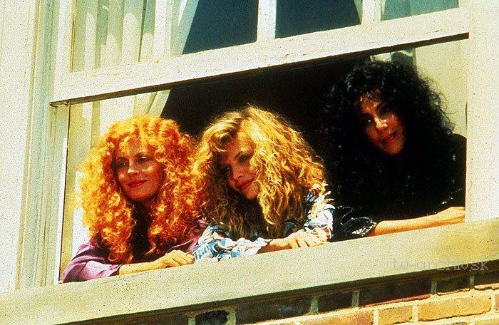 Čarodejnice z Eastwicku (1987)