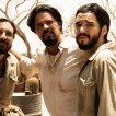 Caio Blat (Leonardo Villas Boas), Felipe Camargo (Orlando Villas Boas), João Miguel (Claudio Villas Boas)