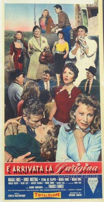 E arrivata la parigina (1960)