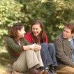 Matthew Broderick (John), Anna Paquin (Lisa Cohen), Sarah Steele (Becky)