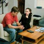 Matt Damon (Mr. Aaron), Anna Paquin (Lisa Cohen)