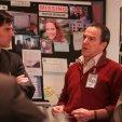 Thomas Gibson (Aaron Hotchner), Mandy Patinkin (Jason Gideon)