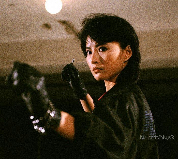 Tian shi xing dong II zhi huo feng jiao long (1988)