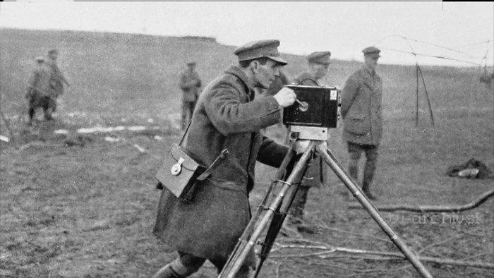 Frontoví kameramani na Slovensku