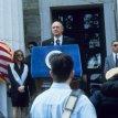 Gene Hackman (President Allen Richmond), Scott Glenn (Bill Burton), Judy Davis (Gloria Russell), Dennis Haysbert