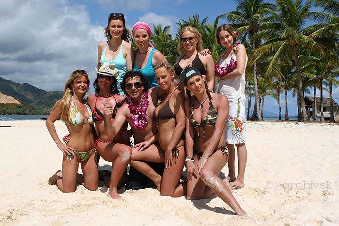 Celebrity Camp: Dobrodružstvo na ostrove