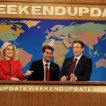 Kate McKinnon (Various), Bill Hader (Various), Seth Meyers (Weekend Update Anchor)