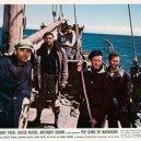 David Niven (Miller), Anthony Quinn (Andrea), Gregory Peck (Mallory), Stanley Baker, James Darren, Anthony Quayle