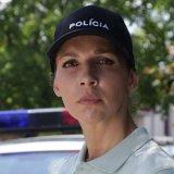 Gabriela Csinová (podporučík Gabriela Martinkovičová)