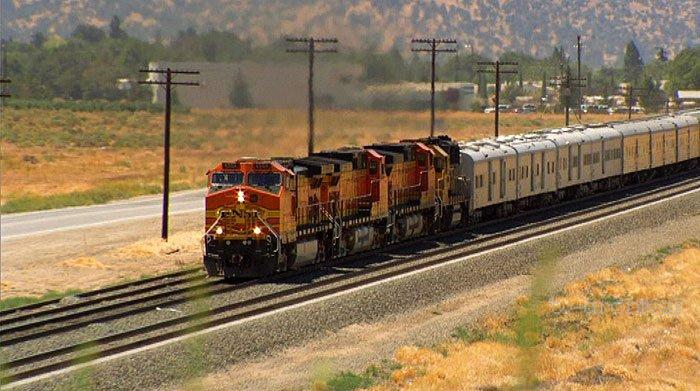 Extrémne vlaky