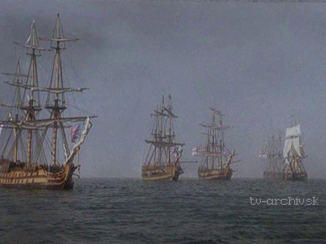 Hornblower - Rovná šance (1998)