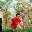 Seth Green (Dan Mott), Matthew Lillard (Jerry Conlaine), Dax Shepard (Tom Marshall)