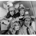 Chevy Chase (Clark Griswold), Beverly D'Angelo (Ellen Griswold), Anthony Michael Hall (Rusty Griswold), Dana Barron (Audrey Griswold)