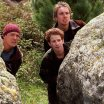 Matthew Lillard (Jerry Conlaine), Seth Green (Dan Mott), Dax Shepard (Tom Marshall)