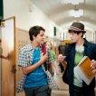 Cameron Monaghan (Corey Doyle), Nolan Sotillo (Lucas Arnaz)