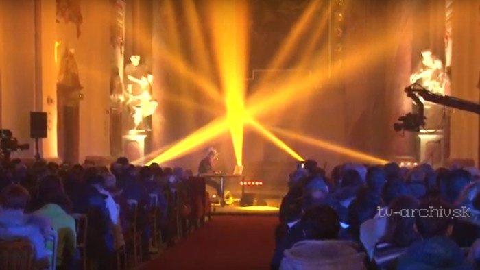 Koncerty pod Pyramídou