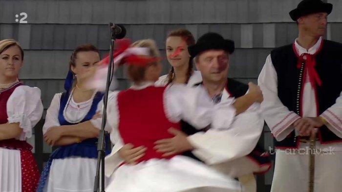Jánošíkove dni v Terchovej 2016