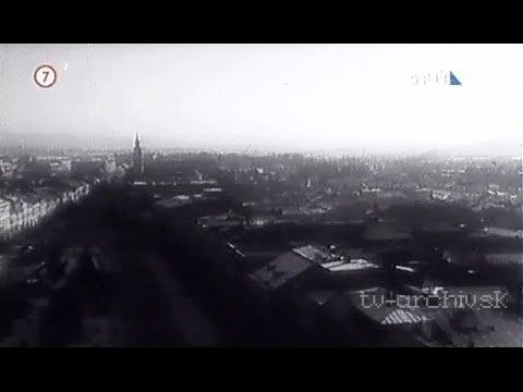 Stalinove sviečky nad Prešovom