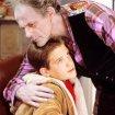 Christopher Lloyd (Uncle Fred Walker), Joe Pichler (Danny Walker)