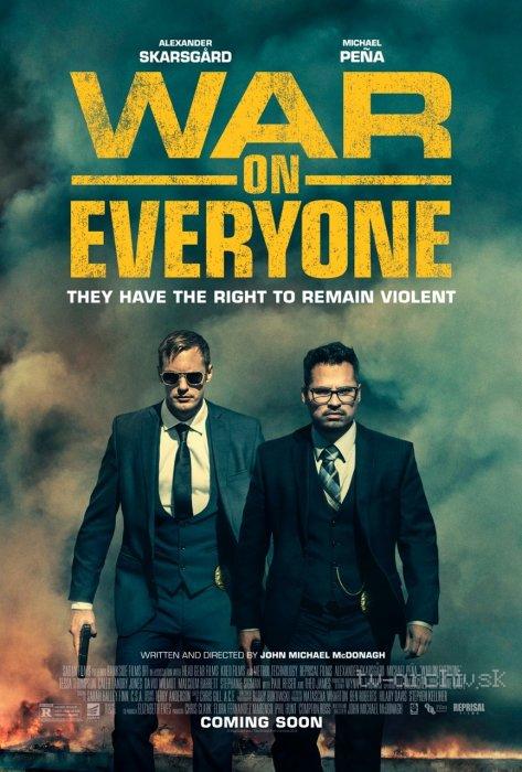 Vojna proti všetkým