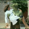 Lou Ferrigno (The Incredible Hulk), Jane Merrow