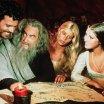 Patrick Wayne (Sinbad), Taryn Power, Patrick Troughton, Jane Seymour