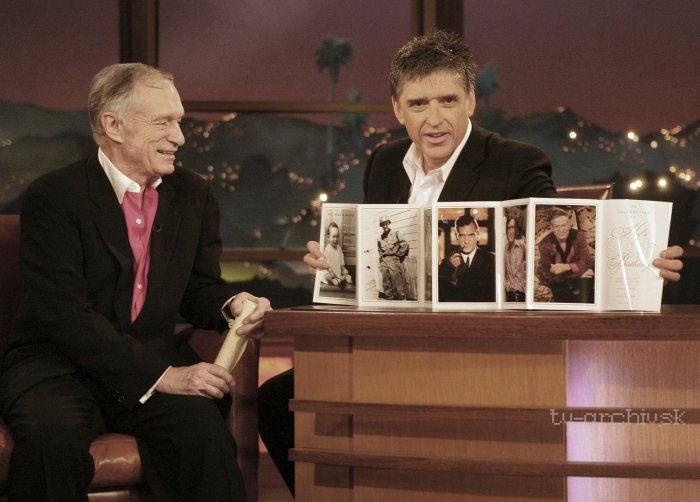 The Late late show with Craig Ferguson 2005