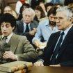 Al Pacino (Arthur Kirkland), John Forsythe (Judge Henry T. Fleming)