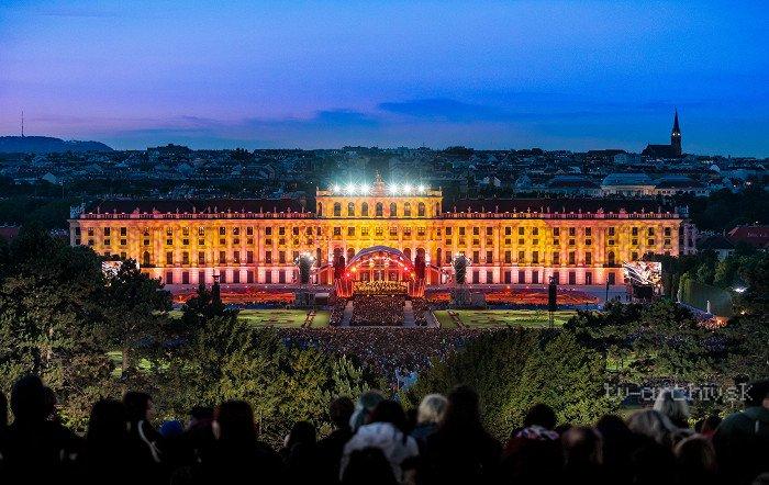 Letný koncert zo Schönbrunnu (2018)