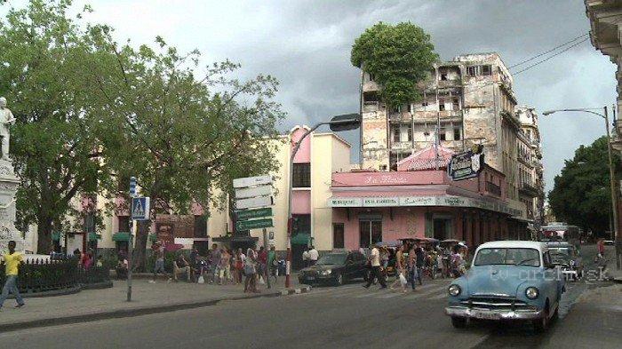 Havana, kráska Karibiku