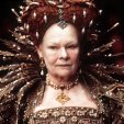 Judi Dench (Queen Elizabeth)
