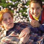 Alison Fanelli (Ellen Josephine Hickle), Michael C. Maronna (Big Pete Wrigley)