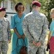 Kellie Martin, Drew Fuller (Trevor LeBlanc), Ryan Michelle Bathe (Charlie), Sally Pressman (Roxy LeBlanc)