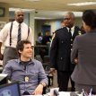 Terry Crews (Terry Jeffords), Andy Samberg (Jake Peralta), Andre Braugher (Captain Ray Holt)
