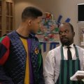 Will Smith (Will Smith), Joseph Marcell (Geoffrey Butler)