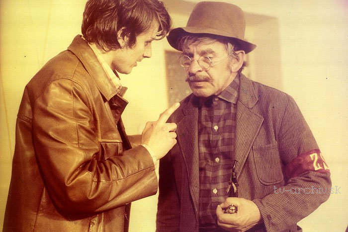 Žiarlivosť (1972)