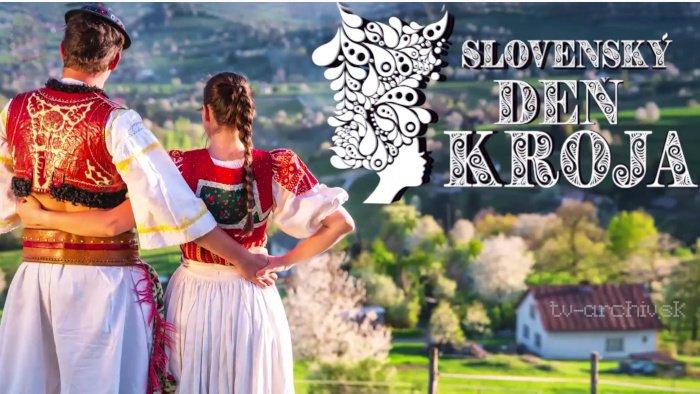 Slovenský deň kroja 2018