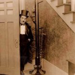 Charles Chaplin (Drunk)
