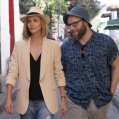 Charlize Theron (Charlotte Field), Seth Rogen (Fred Flarsky)