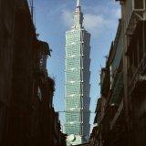 Otvorené nebo II.: Taiwan