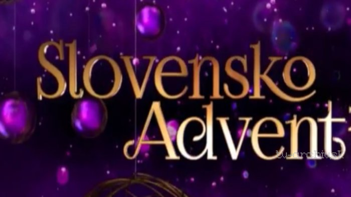 Slovensko Advent 2019